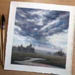 New Watercolor Class at River Arts