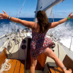 Bremen Woman Attempts to Sail Around World