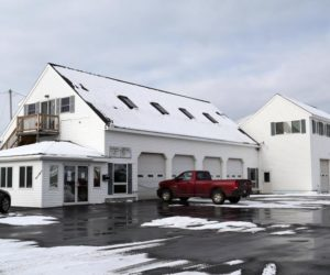 Nanotech Auto Detailing occupies the former Lester Morse Auto Sales building at 488 Gardiner Road in Wiscasset. (Jessica Clifford photo)