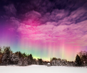 """Moonlight Aurora,"" by Mike Taylor. (Photo courtesy Mike Taylor/Taylor Photography)"