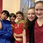 Nobleboro Central Students Prep for LA Book Battle