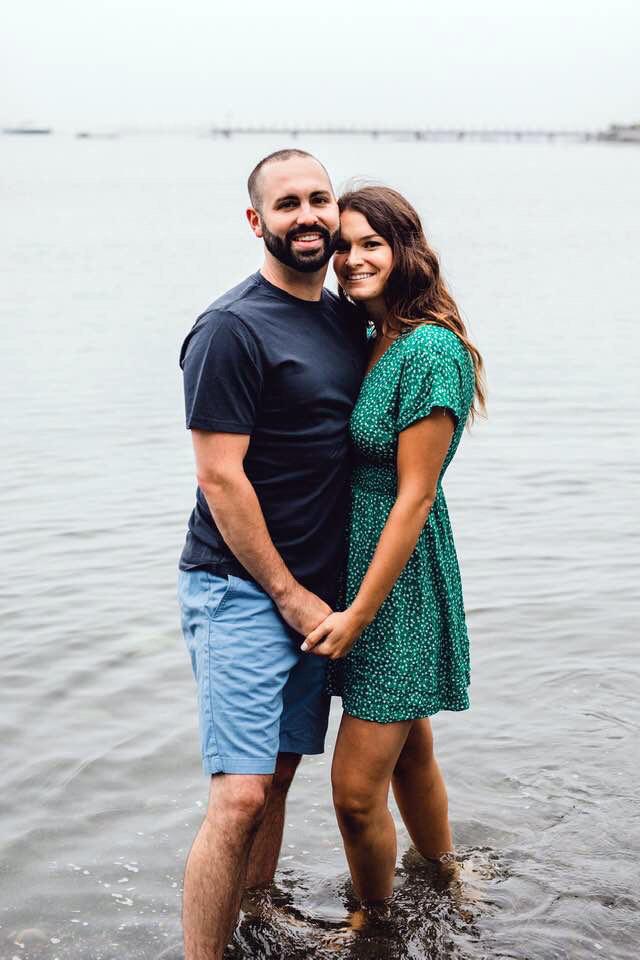 Ryan DiPompo and Bridget Humphrey