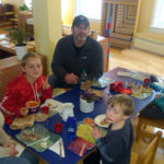 Fridays are About Family at Damariscotta Montessori