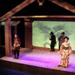 Heartwood Youth Perform in Japanese Theater Style