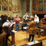 St. Cecilia Chamber Choir to Sings Brahms' Liebeslieder Waltzes