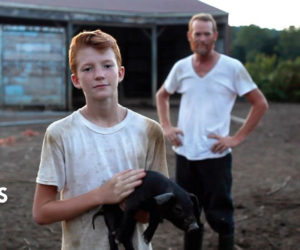 "On Friday, Jan. 31, Maine Farmland Trust and POV, PBS' award-winning nonfiction film series, will host a screening of ""Farmsteaders,"" a film by Sheena Mallett."