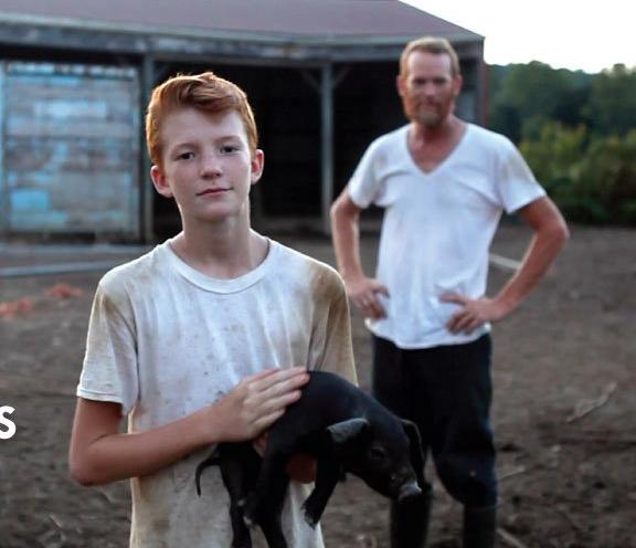 "On Friday, Jan. 31, Maine Farmland Trust and POV, PBS' award-winning nonfiction film series, will host a screening of ""Farmsteaders,"" a film by Sheena Mallett."