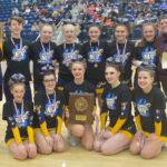 Medomak Cheerleaders Claim 10th Straight Regional Title