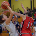 Camden Girls Nip Medomak by One