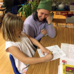 Parents Attend Damariscotta Montessori