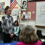 JVS Sixth Grader Wins County Spelling Bee