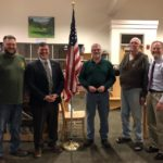 State Honors Vets at Jefferson School Committee Meeting