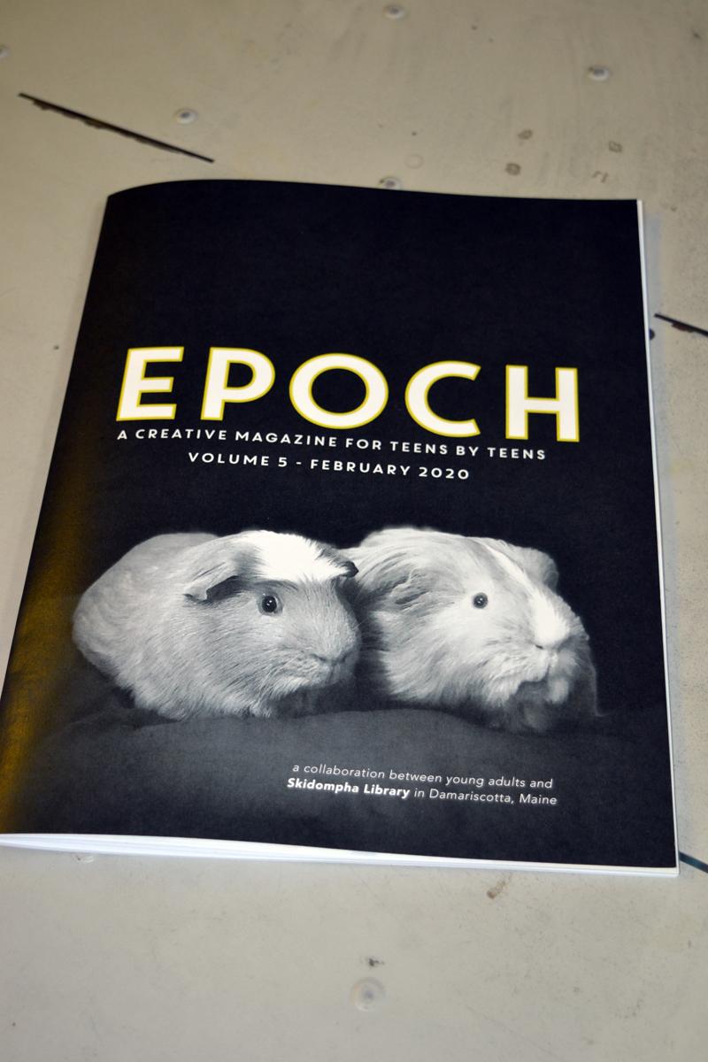 The latest issue of EPOCH. (Christine LaPado-Breglia photo)