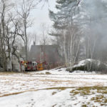 Kitchen Fire Knocked Down Quickly in Sheepscot