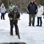 South Bristol Ice Harvest Draws Hundreds in 'Biggest Year Ever'