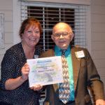 Former Wiscasset Restaurateur, Selectman Receives Chamber's Lifetime Achievement Award