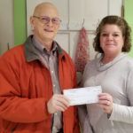 Caring for Kids Receives Donation