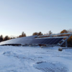 Old Damariscotta Landfill is Site of New Solar Array