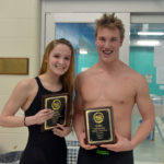 LA Senior Swimmer Farrin Named KVAC Outstanding Male Swimmer