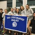 Lady Eagles Presented Sportsmanship Award