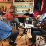 Saturday Afternoon Music Jam in Waldoboro