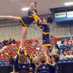 Medomak Valley Cheerleaders Take Third at States