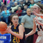 Gardiner Eliminates Medomak Girls from Post Season Play