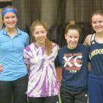 Medomak Girls, Lincoln Boys Win KVAC 4×800 Relay Championships