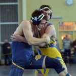 Four Panthers Place in State Class B Wrestling