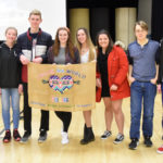 Lincoln Academy Honored for Contributions to Pulsera Project