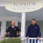 Topside Inn Owners Named HospitalityMaine Innkeepers of the Year