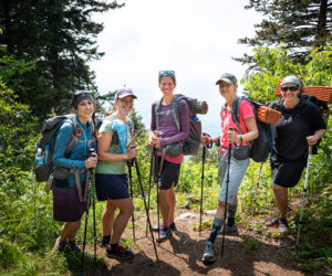 "In the short film ""Positive Forward Motion,"" hiker and endurance athlete Jennifer Pharr Davis reflects on challenges faced and lessons learned following her record-setting thru-hike on the Appalachian Trail."