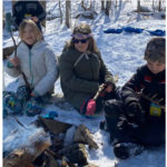 Damariscotta Montessori Winter Field Day