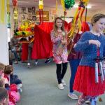 Edgecomb School Celebrates Year of the Rat