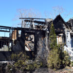 Midnight Fire Destroys Boothbay Home