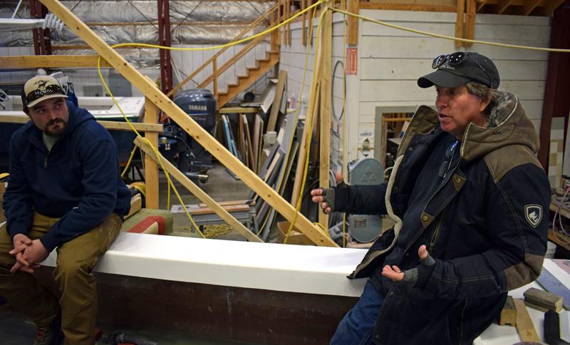 Gamage Shipyard va lancer son nouveau navire après 40 ans d'absence