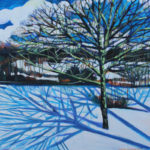 Rice Exhibits 'Early Spring' Paintings at Skidompha