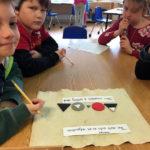 Students Begin Montessori Grammar Curriculum