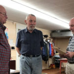 Bristol Area Lions Induct New Members