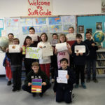 Nobleboro Central Sixth Graders Support Charity