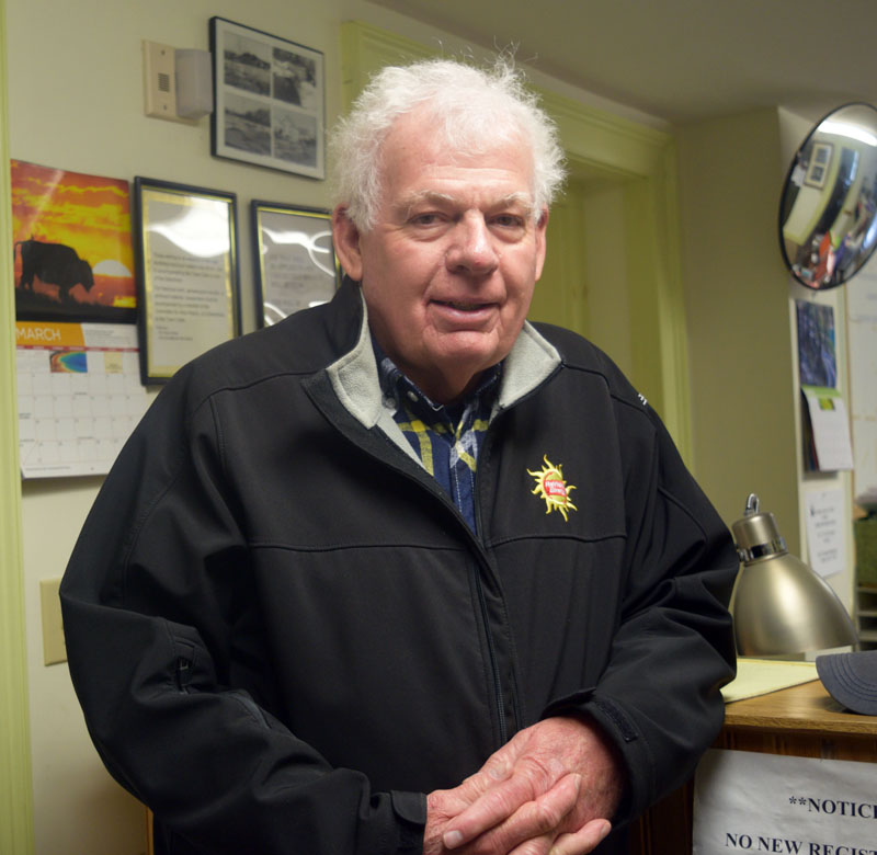 Doug Baston (Jessica Clifford photo, LCN file)
