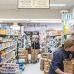 IGA Honors Main Street Grocery
