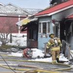 Fire Guts Captain's Fresh Idea Restaurant in Waldoboro