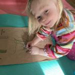 Montessori Students Brighten Grocery Deliveries
