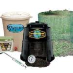Backyard Composting and Rain Barrel Sale