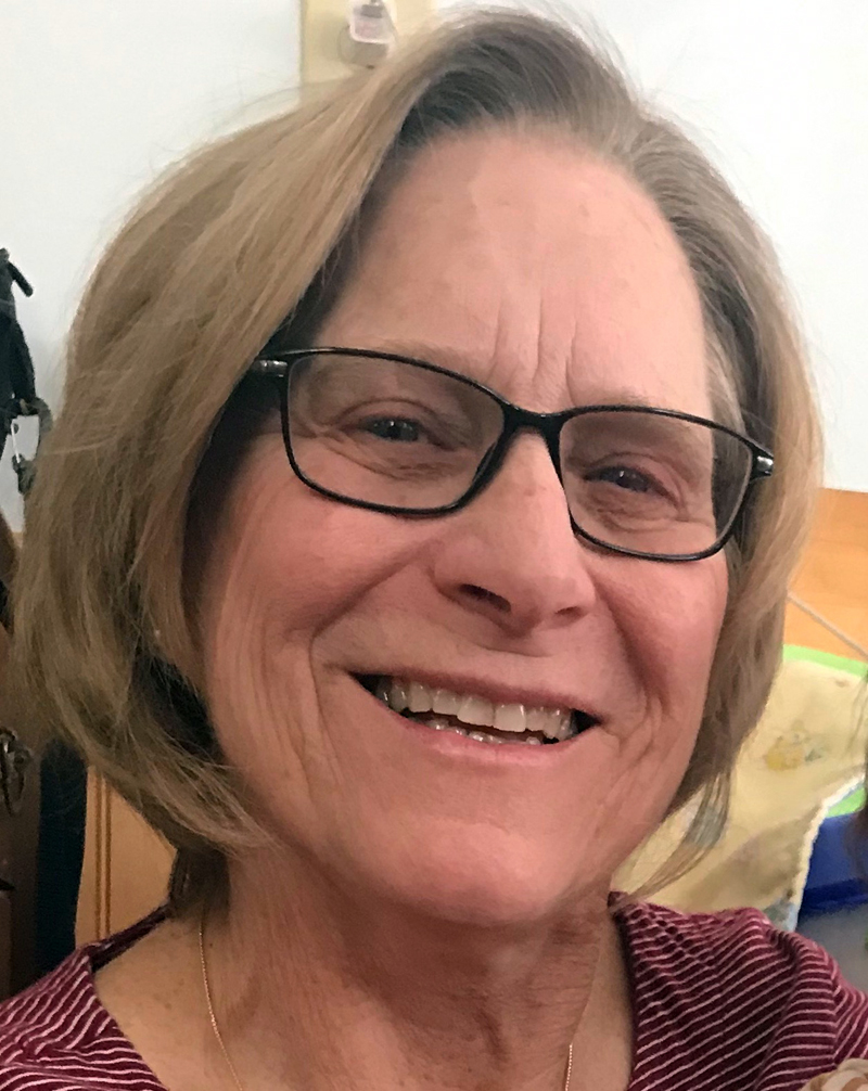 Judy Reid is retiring after 30 years as administrative assistant at Edgecomb Eddy School. (Photo courtesy Edgecomb Eddy School)
