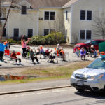Family Parade for Residents at Lincoln Home