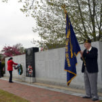 Memorial Day Service Goes On in Wiscasset