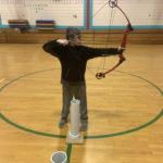 NCS Archers Eye Target
