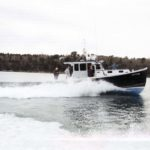 Miss Quahog Delivered to Harpswell Lobsterman